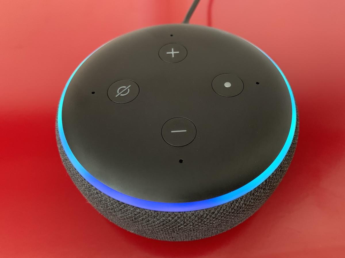 Icinga2 Benachrichtigungen mit Amazon Echo Dot Alexa
